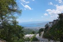 Makrinitsa in Mount Pelion