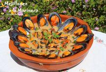 recetas marisco