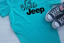 Jeep outfits