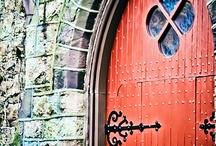 Doors~🚪 / by Kathy Baxter Gautier