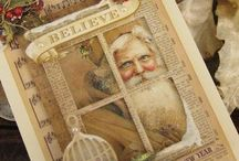 Christmas cards & ideas / by Linda Walter