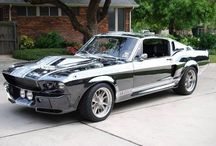 American muscle / Fords, Chevy's etc