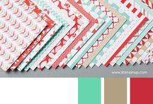 Stampin Up Colour Combos