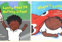 Books for Pre-Schoolers