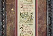 Cross Stitch Christmas / by Leslie Young