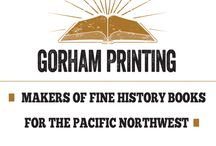 History | PNW Printing / GP | Are the Makers of History Books for the Pacific Northwest. Local history printed at your local printer.