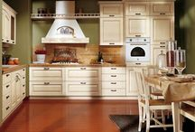 Traditional Kitchen Design Trends / A glimpse into the traditional aspect of kitchen design.  Warm, comfortable and ready for anything that you can throw at them, these traditional kitchens are everything except outdated!