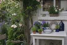Outdoor Spaces & Ideas / by Bobette Herman