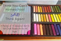 """Roadschool: Art & Music / Great resources to add art & music appreciation to your roadschool. The Roadschool 101 crew especially loves the """"Afternoon of Art & Music"""" from Homegrown Learners and Hodge Podge."""