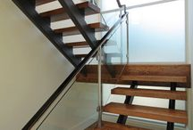 Staircases and Banisters