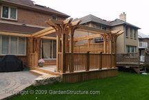Decks, Porches, Shelves, Pallet projects