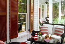 porches / by Karen Haskell