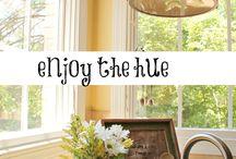 inspirace / inspirativní nápady pro útulný domov