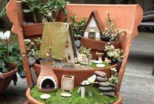 Miniatyyri puutarha