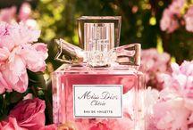 Perfume - my secret weapon; -)