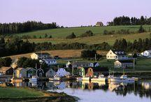Prince Edward Island / Pinning politely is appreciated. / by Elizabeth Finney