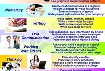 Literacy, Skills, Jobs