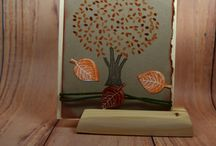 Thoughtful Branches / This uses the Thoughtful Branches Stamp Set and may use the Beautiful Branches Thinlits.
