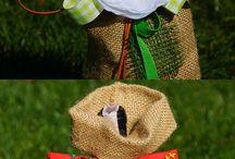 Worki na wino/ Wine bags