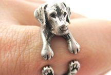 δαχτυλίδι σκυλι