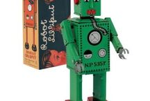 Products we Love ROBOTS