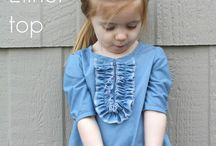 kids dress tutorial / make dress based on tutorial
