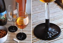 Wine DIY projects / Wine related recycling and DIY projects