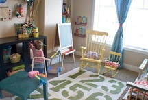 Play room / by Rachelle Hodges