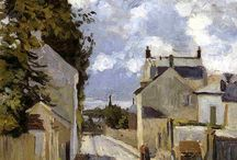 Camille Pissarro / by LoveArt LoveLife