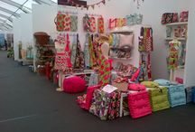 Exciting Exhibitions / We've been to quite a few shows recently and we thought we'd share with you our stand displays...