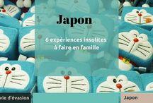 Japon avec les enfants - Voyage en famille