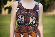 Polynesian Fashionspiration / Collection of Polynesian clothing that I like and hope to pull inspiration from