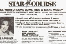 Star*course How to sell you and your product to the new Hollywood