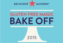 #GFMBO 2015 / Our Gluten Free Magic Bake Off competition is back for 2015! Send us your best ever gluten free bake - either tag us on Facebook, on Twitter @4GlutenFreeFood and hashtag #GFMBO, on Instagram tag @DeliciousAlchemy and hashtag #GFMBO or email us at hello@deliciousalchemy.com. All the info can be found here: http://www.deliciousalchemy.co.uk/2015/07/gluten-free-magic-bake-off-is-back-for-2015/