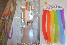 Party Theme - Care Bear
