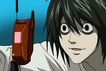 Death Note (mostly L)