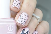 uñas decoraciones — nails arts