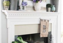 Summer Fireplace Mantels  / by Heatilator Fireplaces