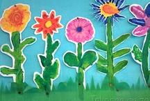 Creatief: Tekenenen en schilderen op school