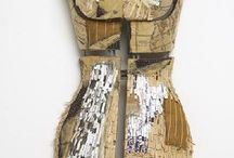 Art - Dress Collage / by Judy McKay