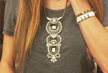 My favorite Stella & Dot Looks / by Carrie Patrick