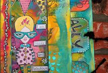 Art Tags and Tag Journals