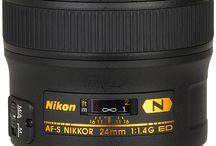 Wishlist | for my Nikon Df  / by Anja Schütz