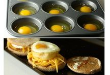 Easy stuff in muffin tin