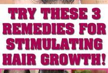 Wzrost włosów
