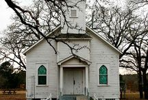 Churches / by Stacey Fox Kingston