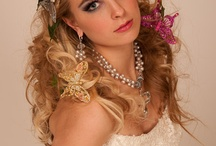 Bridal Fantasy shoot- Magazine Cover 3