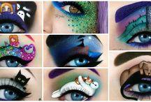 maquillaje lindo