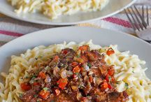Pasta (Red Meat)