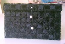 Handmade Canvas Purse